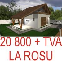 Casa la rosu - 20800+TVA