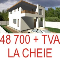 Casa la cheie - 48700+TVA